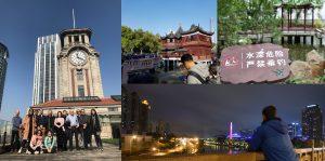 tájépítészet, kínai oktatási együttműködés